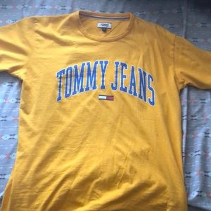 Tommy jeans short sleeve t shirt